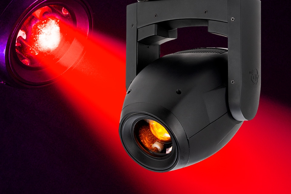 ADJ Expands Focus Series With Powerful & Versatile New Moving Head Spot