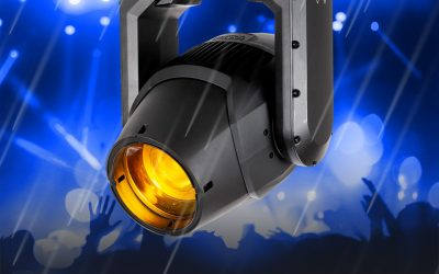 ADJ's Ground-Breaking Hydro Beam X2 IP65-Rated Moving Head