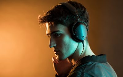 V-MODA PRESENTS CROSSFADE M-100 MASTER HEADPHONES