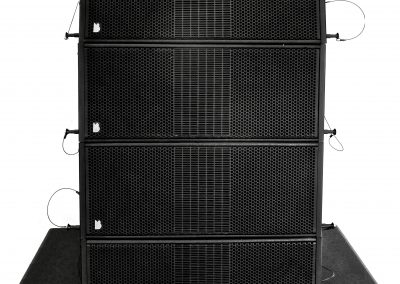 BishopSound-Line-Array-on-subwoofer