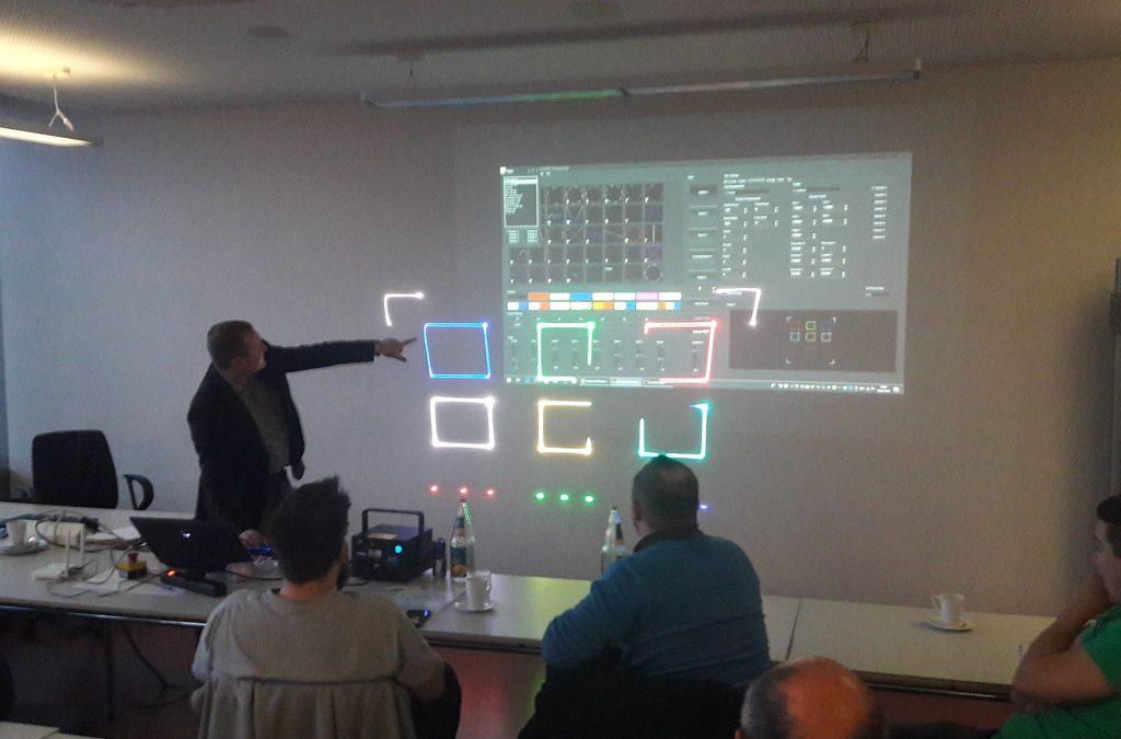 Laser Workshop in Birmingham/Solihull