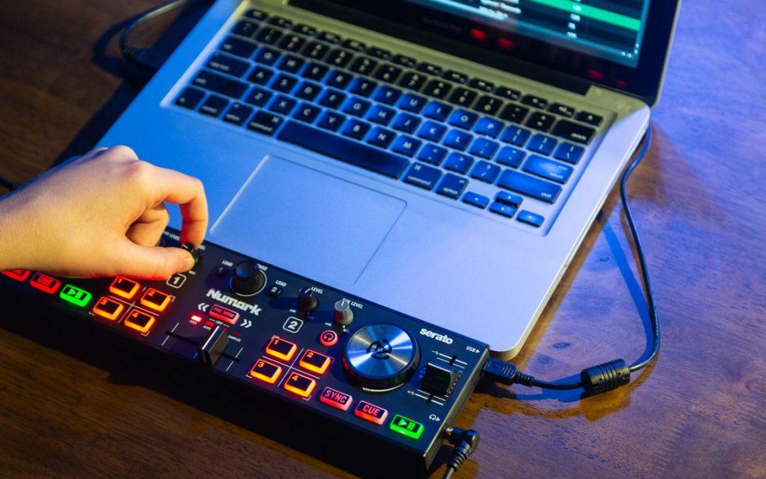 NUMARK® ENHANCES PERFORMANCE OF DJ2GO2 TOUCH PORTABLE MINI CONTROLLER