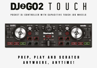 DJ2Go2 Touch SG