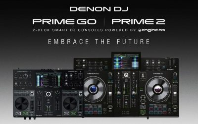 DENON DJ® INTRODUCES PRIME 2 & PRIME GO – NO-COMPROMISE, 2- CHANNEL STANDALONE GEAR WITH CLASS-LEADING PRO DJ FEATURES