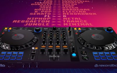 Flex Your Boundaries: Meet the DDJ-FLX6