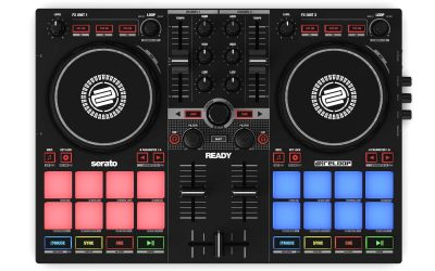 RELOOP READY – Portable Performance Controller for Serato