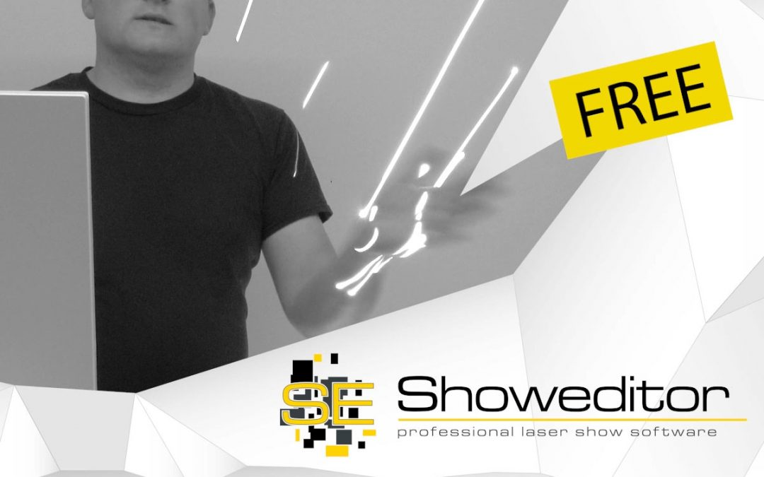 Laserworld to offer FREE laser software training for Showeditor and Showcontroller